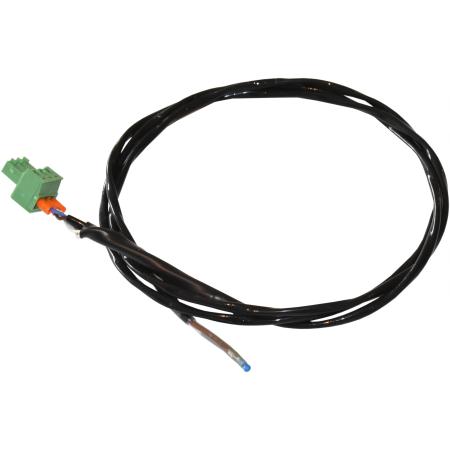 Additional air temperature sensor for dynamometer