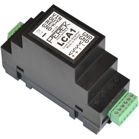 Load cell amplifier for dynamometer controller